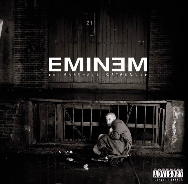 eminem marshall mathers lp