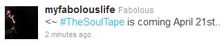 fabolous soul tape release