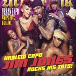 Jim Jones Covers Urban Ink Magazine