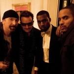 Swizz Beatz Reveals Track With Kanye & Bono On 'Haute Living'