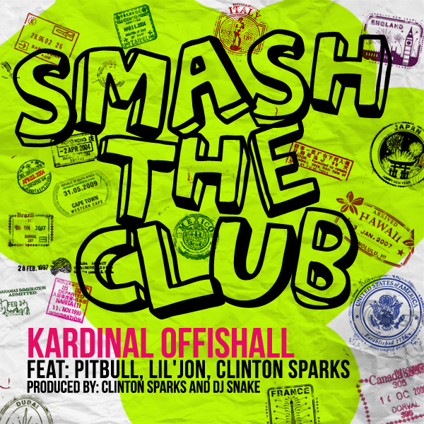 kardinal smash the club