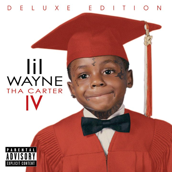 lil wayne carter IV deluxe edition