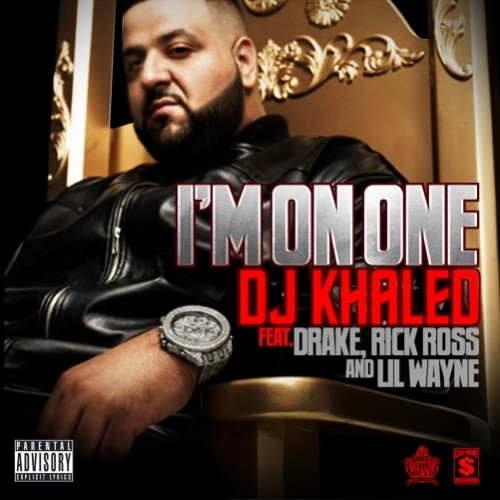 On one Khaled 500x500