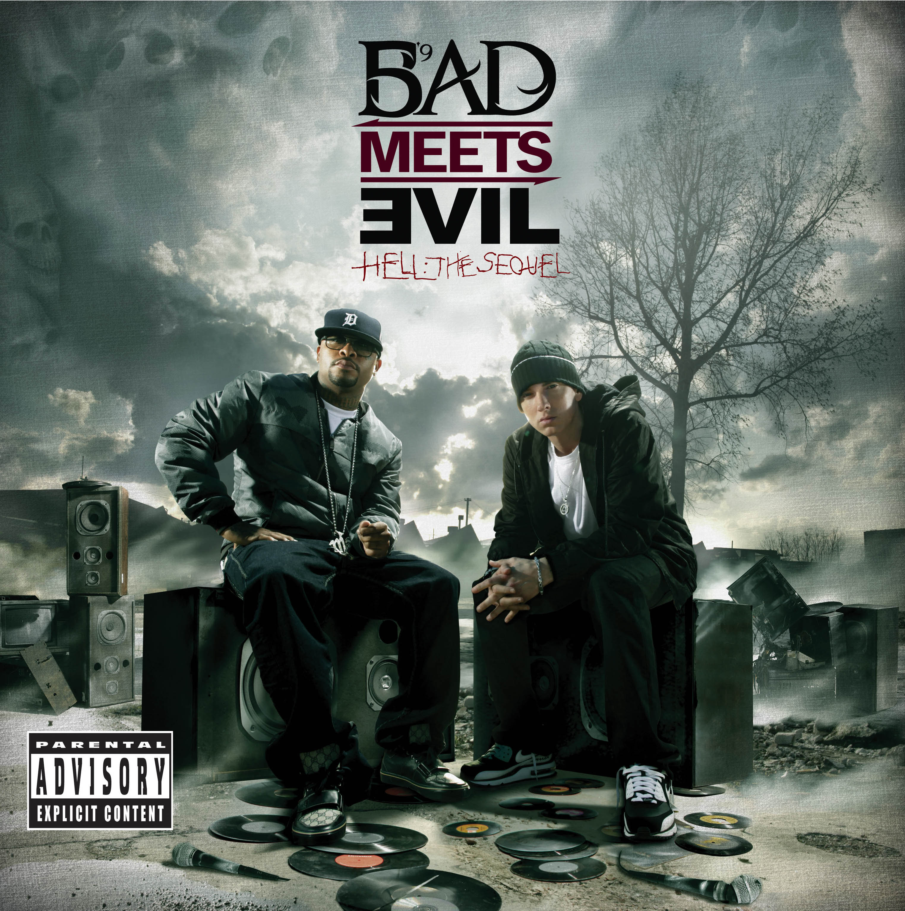 bad meets evil ep cover