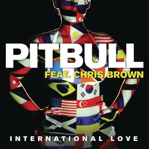 Pitbull – 'International Love' (Feat. Chris Brown)