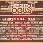 Rock The Bells 2011 Lineup Announced