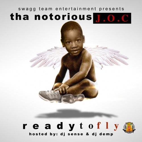 (Dirty South | Hip-Hop) Yung Joc - Ready To Fly - 2011, MP3, 128 kbps
