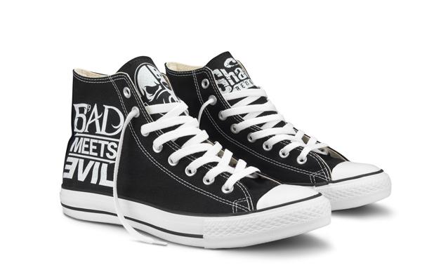 bad meets evil converse