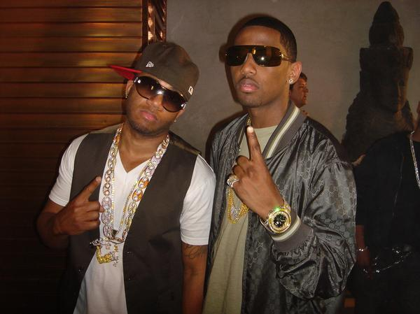 Red Cafe and Fabolous