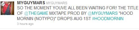 mars mixtape