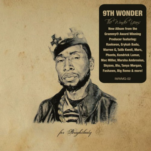 9th wonder album cover