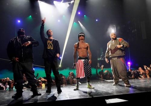 Rick Ross Drake Lil Wayne Khaled 500x349
