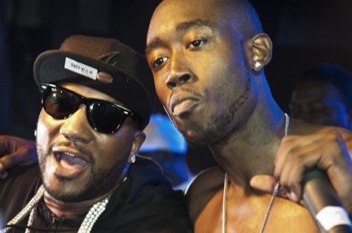 Young Jeezy and Freddie Gibbs