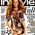 Beyoncé Covers In-Style Magazine (September Issue)