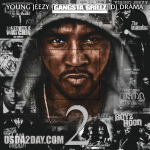 Young Jeezy – 'The Real Is Back 2′ (Mixtape Artwork & Track List)