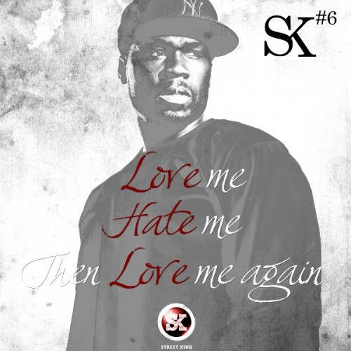 794f9ac93a5 This makes two posts in a row with new music from the G-Unit general.  ThisIs50 drops what is (supposedly)  Hate It Or Love It ...
