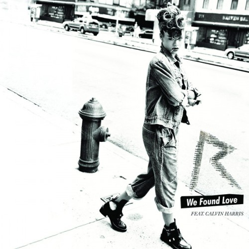 We Found Love feat. Calvin Harris Rihanna 500x500