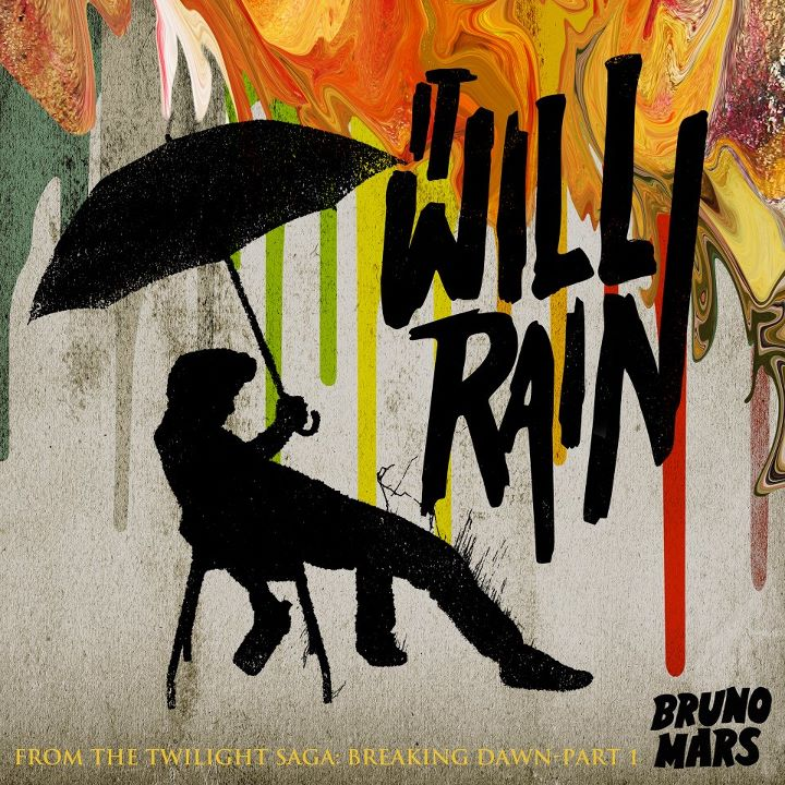 bruno mars it will rain artwork