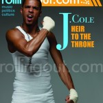 J. Cole Covers Rollingout Magazine