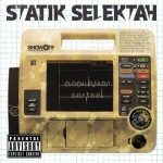 Statik Selektah – <i>Population Control</i> (Album Cover & Track List)