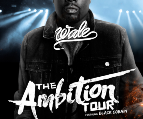 wale ambition tour 500x418