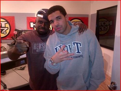Drake and Flex 500x375