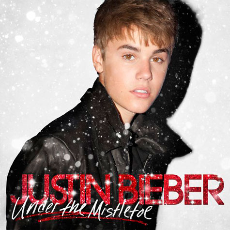 Justin Bieber Under The Mistletoe1