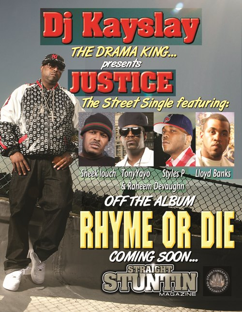 dj kayslay justice