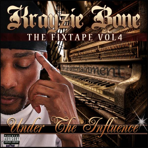 krayzie under the unfluence cover