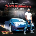 Ludacris – '1.21 Gigawatts' (Mixtape Artwork & Track List)