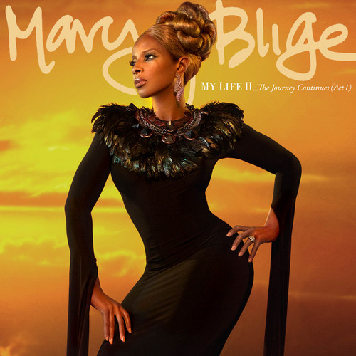 mary j blige my life II cover