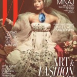 Nicki Minaj Covers W Magazine
