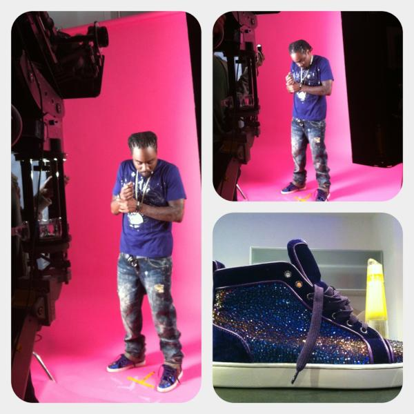 wale lotus video shoot (1)