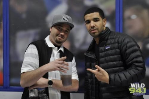 Drake Wild 94.1 500x331