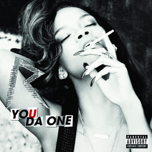 You Da One Rihanna 500x500