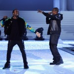Jay-Z & Kanye West Perform At Victoria's Secret Fashion Show