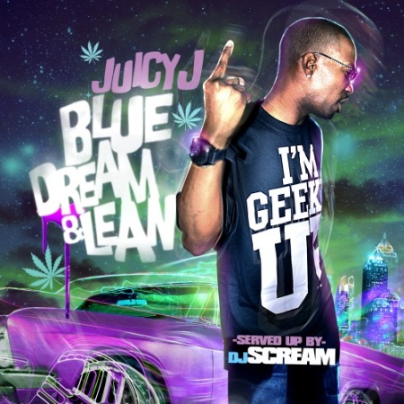 juicy j blue dream