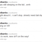 Lloyd Banks Working On 'V6′ Mixtape