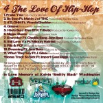 Mixtape: Matt Reeves – '4 The Love Of Hip-Hop'