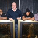 Jay-Z & Kanye West Receive Platinum Plaques