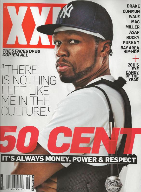 50 cent xxl cover