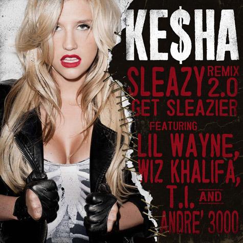 kesha get sleazier