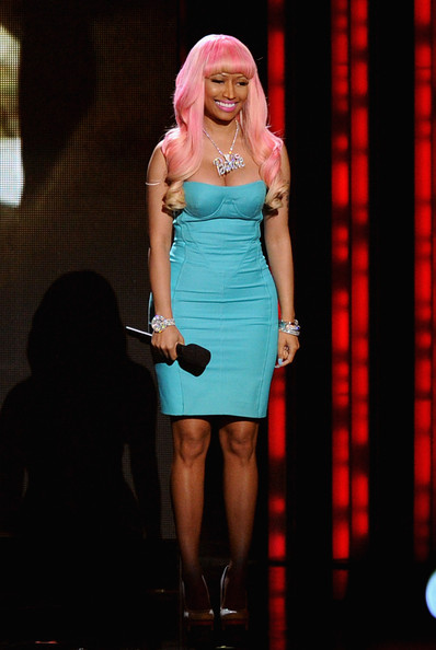 nicki grammy