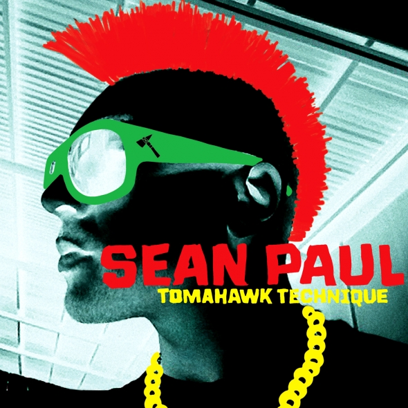sean paul Tomahawk Technique