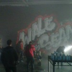 On The Sets: Chris Brown Directs Wale & Big Sean's 'Slight Work' Video