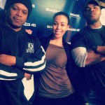 Bishop Lamont '5 Fingers Of Death' Freestyle On Shade 45