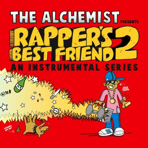 alchemist rappers best friend 2