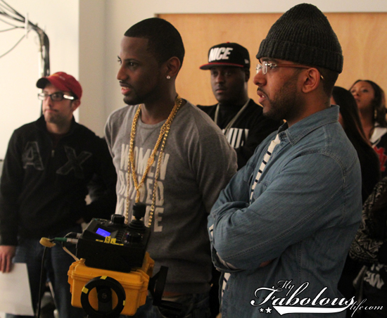 """Got That Work"" Video Shoot"