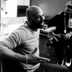 In The Studio: G.O.O.D. Music Family Work On Compilation Album (Pics)