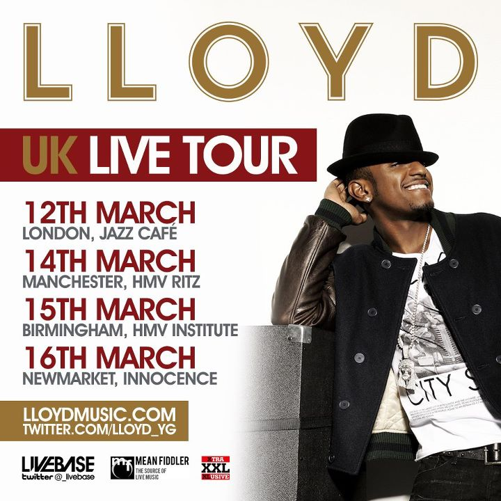 lloyd uk tour